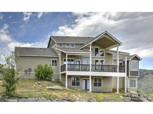 1031 Moondance Way, Bellvue, CO 80512 (MLS #851315) :: Downtown Real Estate Partners