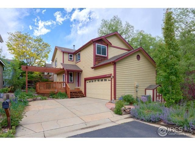 3853 Fredericks Ct, Boulder, CO 80301 (MLS #851328) :: 8z Real Estate