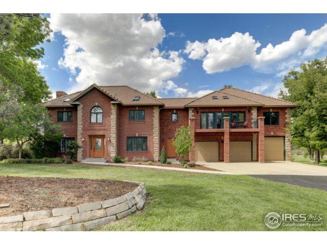 4937 Valkyrie Dr, Boulder, CO 80301 (MLS #851333) :: 8z Real Estate