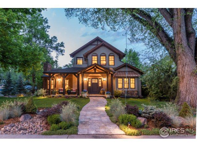 701 Forest Ave, Boulder, CO 80304 (MLS #851338) :: 8z Real Estate