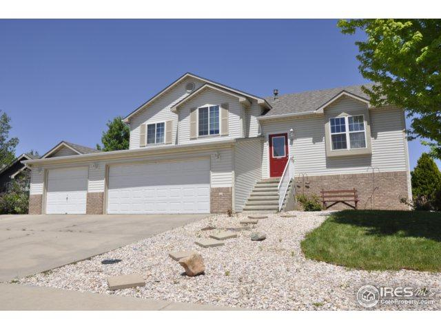 3603 Stagecoach Dr, Evans, CO 80620 (MLS #851355) :: 8z Real Estate
