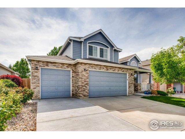 318 Fossil Dr, Johnstown, CO 80534 (MLS #851365) :: The Daniels Group at Remax Alliance