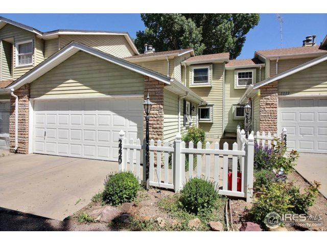 2220 20th Ave, Greeley, CO 80631 (MLS #851372) :: The Daniels Group at Remax Alliance