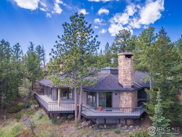 750 Fox Acres Dr, Red Feather Lakes, CO 80545 (MLS #851374) :: The Daniels Group at Remax Alliance