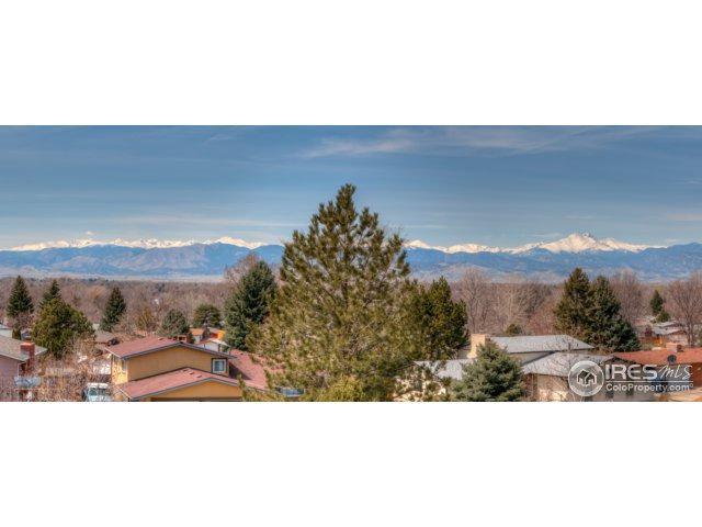 1448 Hilltop Dr, Longmont, CO 80504 (MLS #851377) :: The Daniels Group at Remax Alliance