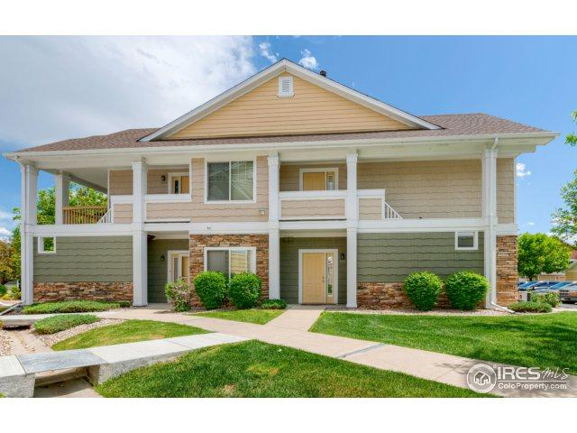 4735 Hahns Peak Dr #101, Loveland, CO 80538 (#851379) :: The Griffith Home Team