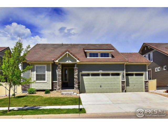 4707 Wildwood Way, Johnstown, CO 80534 (MLS #851385) :: The Daniels Group at Remax Alliance