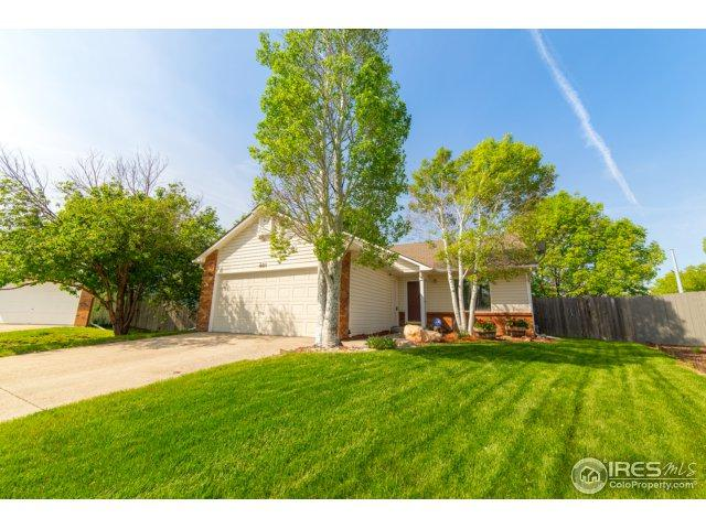 601 Brewer Dr, Fort Collins, CO 80524 (MLS #851391) :: The Daniels Group at Remax Alliance