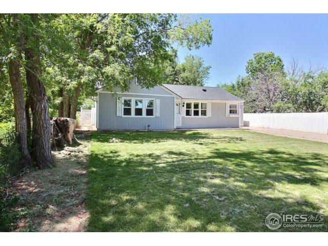 2116 16th St, Greeley, CO 80631 (MLS #851392) :: The Daniels Group at Remax Alliance