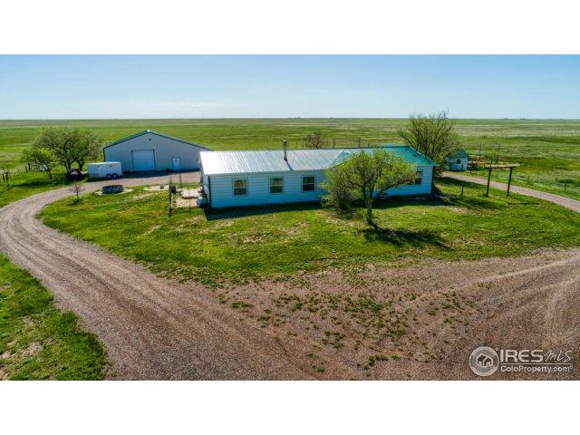 57300 County Road 21, Carr, CO 80612 (#851406) :: The Griffith Home Team