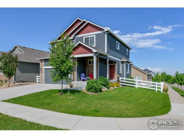 2302 Marshfield Ln, Fort Collins, CO 80524 (#851412) :: The Griffith Home Team