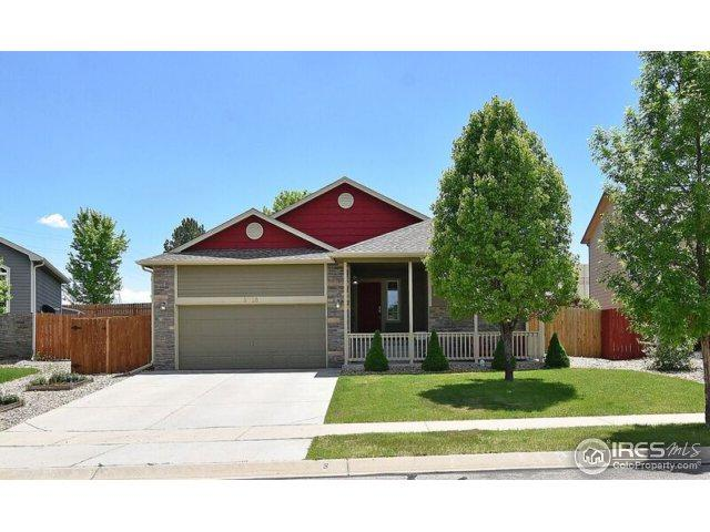 8710 19th St Rd, Greeley, CO 80634 (MLS #851427) :: Downtown Real Estate Partners