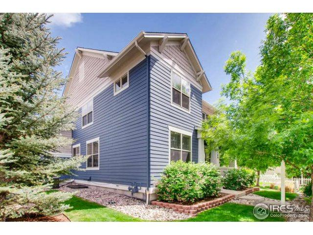 4160 Lost Canyon Dr, Loveland, CO 80538 (MLS #851431) :: Downtown Real Estate Partners