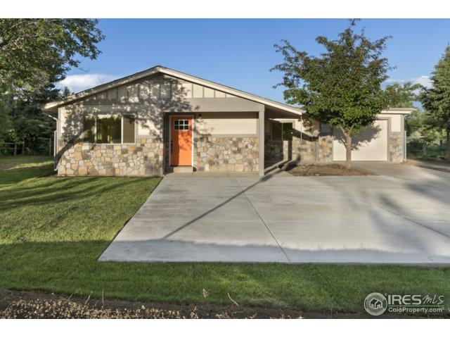 3524 Terry Lake Rd, Fort Collins, CO 80524 (MLS #851438) :: The Daniels Group at Remax Alliance