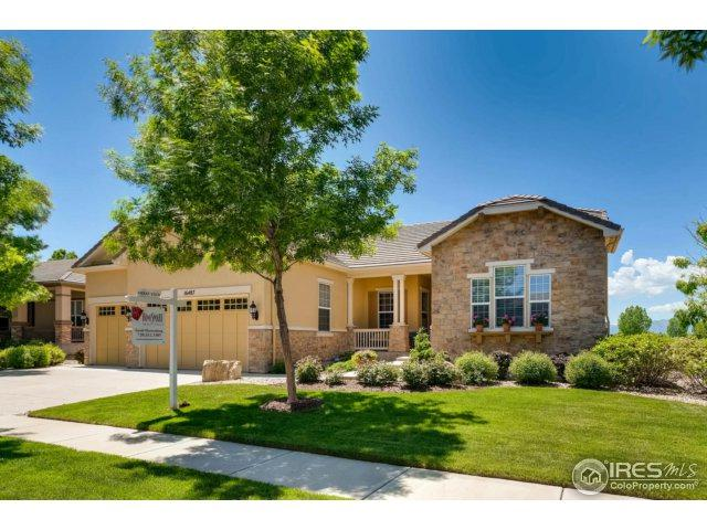 16487 Las Brisas Dr, Broomfield, CO 80023 (MLS #851460) :: The Daniels Group at Remax Alliance
