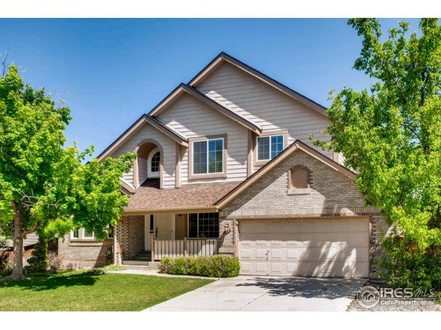1623 Brookside Dr, Highlands Ranch, CO 80126 (#851480) :: My Home Team