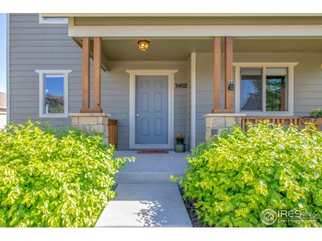 3402 Hewitt St, Loveland, CO 80538 (#851601) :: My Home Team