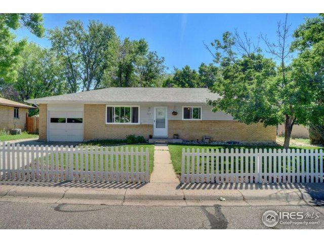 2648 13th Ave, Greeley, CO 80631 (MLS #851757) :: The Daniels Group at Remax Alliance