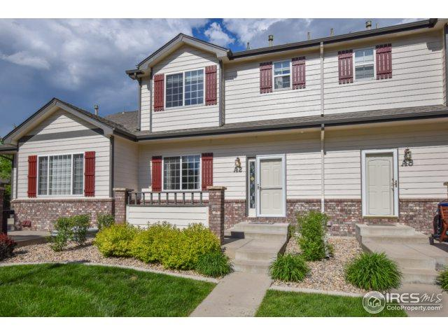 408 Strasburg Dr #2, Fort Collins, CO 80525 (MLS #851811) :: Colorado Home Finder Realty