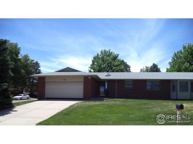 1183 38 Ave, Greeley, CO 80634 (MLS #851856) :: Colorado Home Finder Realty