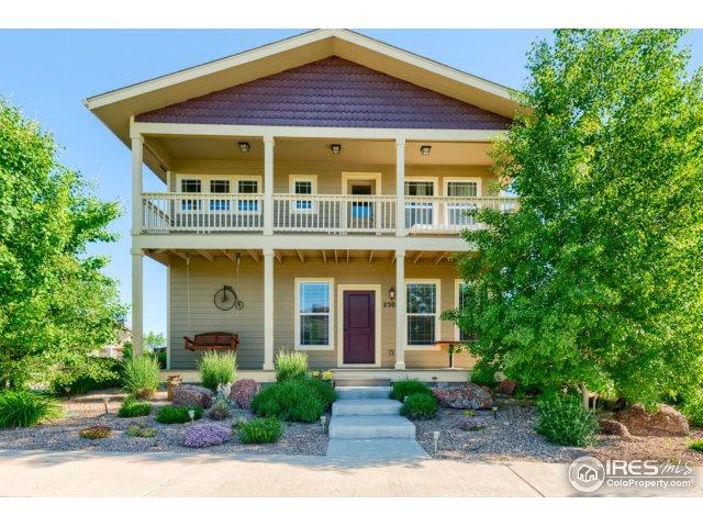 2302 Nancy Gray Ave, Fort Collins, CO 80525 (MLS #851898) :: The Daniels Group at Remax Alliance