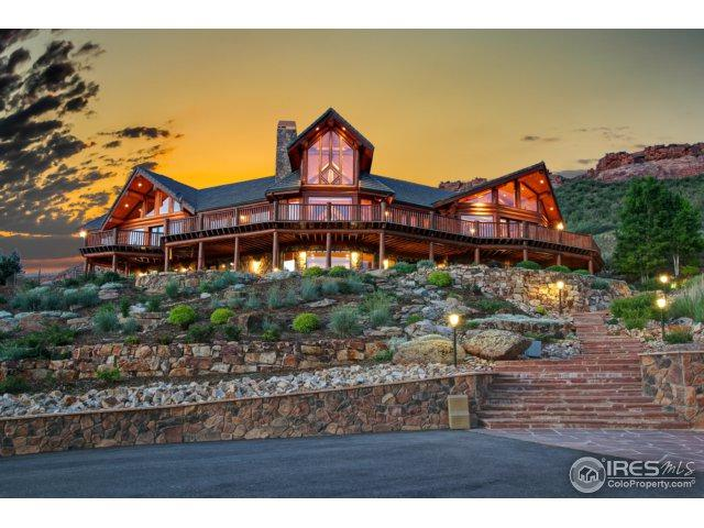 5232 Indian Creek Rd, Loveland, CO 80538 (#851923) :: My Home Team