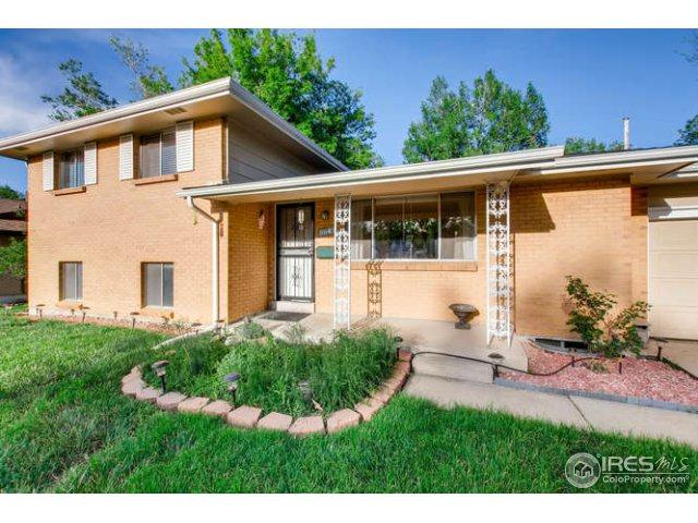 8643 W Mississippi Pl, Lakewood, CO 80232 (#851951) :: My Home Team