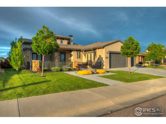 3888 Valley Crest Dr, Timnath, CO 80547 (MLS #851983) :: The Daniels Group at Remax Alliance