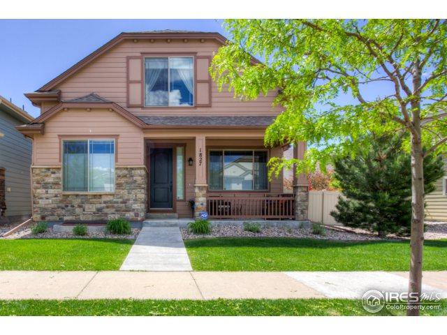 1827 Prairie Ridge Dr, Fort Collins, CO 80526 (MLS #852009) :: The Daniels Group at Remax Alliance