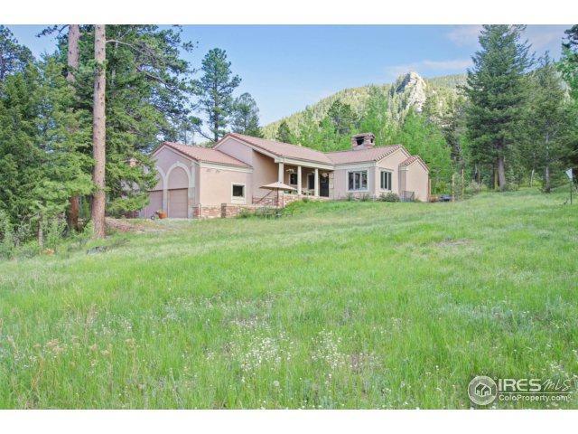 3333 Rockwood Ln, Estes Park, CO 80517 (MLS #852069) :: 8z Real Estate