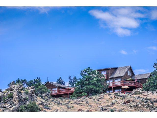 279 W Quandary Ct, Livermore, CO 80536 (MLS #852183) :: Kittle Real Estate