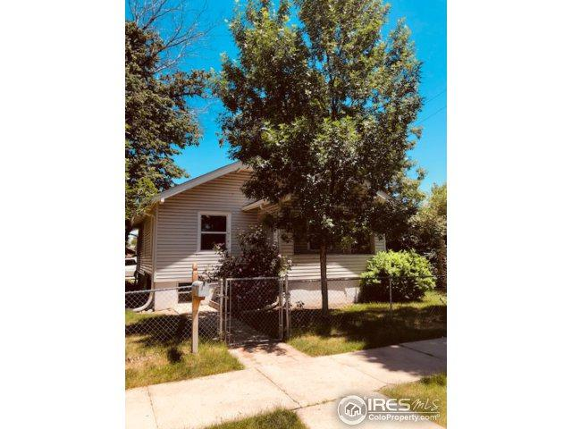 1014 12th Ave, Greeley, CO 80631 (MLS #852250) :: The Daniels Group at Remax Alliance