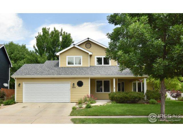 3306 Creekstone Dr, Fort Collins, CO 80525 (#852288) :: My Home Team