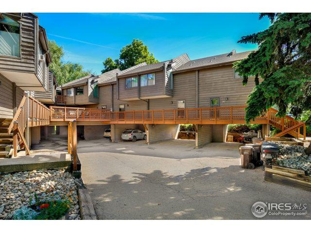 827 Maxwell Ave #L, Boulder, CO 80304 (MLS #852319) :: The Daniels Group at Remax Alliance