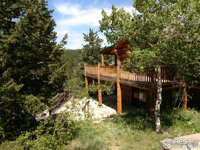 598 Delaware Ct, Red Feather Lakes, CO 80545 (MLS #852331) :: Kittle Real Estate