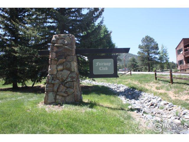 1121 Fairway Club Cir #4, Estes Park, CO 80517 (#852397) :: My Home Team