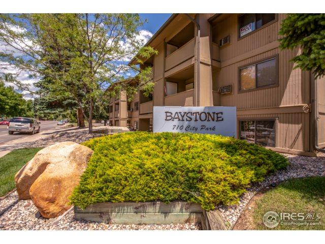 710 City Park Ave #222, Fort Collins, CO 80521 (MLS #852415) :: The Daniels Group at Remax Alliance