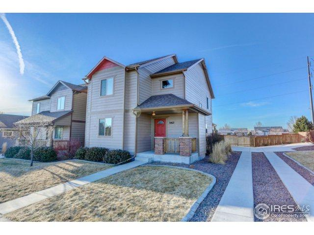 3462 Hewitt St, Loveland, CO 80538 (#852513) :: My Home Team