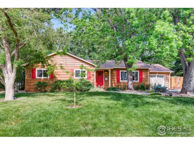 5150 S Washington St, Littleton, CO 80121 (#852601) :: The Peak Properties Group