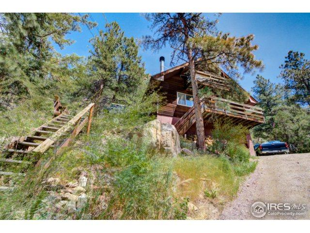 130 Sly Fox Rd, Drake, CO 80515 (#852707) :: The Peak Properties Group