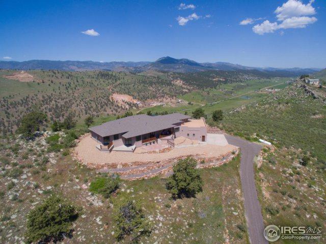 7732 Lakota Ridge Ln, Berthoud, CO 80513 (#852711) :: The Peak Properties Group