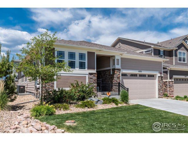 1020 Redbud Cir, Longmont, CO 80503 (MLS #852731) :: Colorado Home Finder Realty
