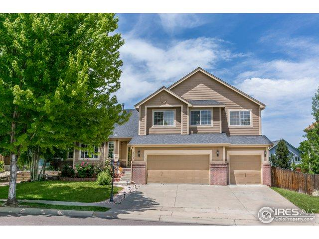 220 Triangle Dr, Fort Collins, CO 80525 (#852773) :: The Peak Properties Group