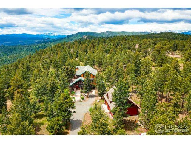 6020 Flagstaff Rd, Boulder, CO 80302 (MLS #852775) :: 8z Real Estate