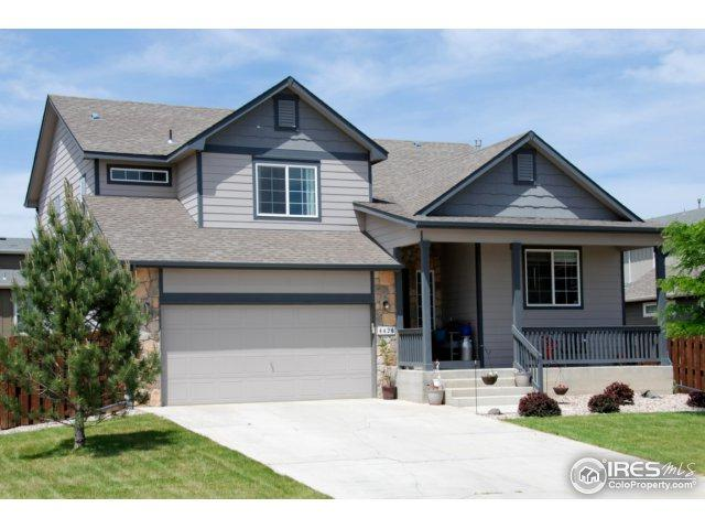 4426 Emerald Bay Ln, Wellington, CO 80549 (MLS #852805) :: Kittle Real Estate