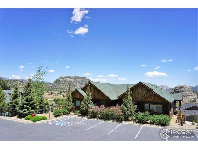 2625 Marys Lake Rd 15A, Estes Park, CO 80517 (MLS #852812) :: The Daniels Group at Remax Alliance