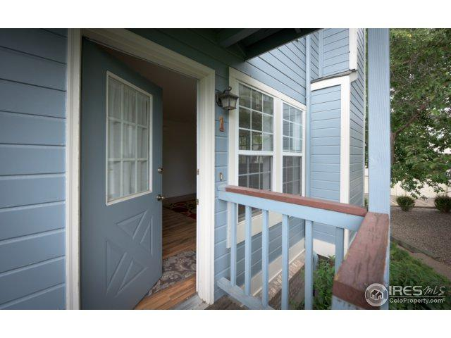 3200 Azalea Dr #1, Fort Collins, CO 80526 (MLS #852874) :: The Daniels Group at Remax Alliance