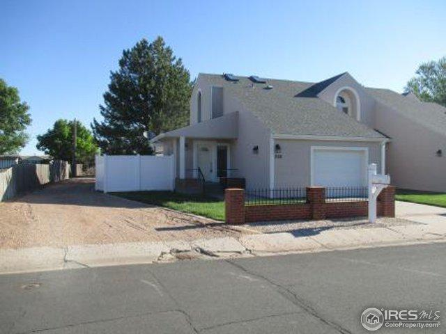250 E Petain Ave, Yuma, CO 80759 (MLS #852877) :: 8z Real Estate