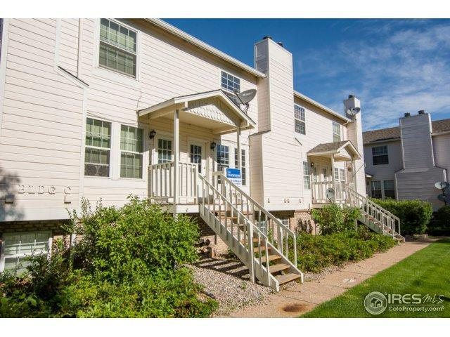 1813 Belmar Dr #2, Fort Collins, CO 80526 (MLS #852881) :: The Daniels Group at Remax Alliance