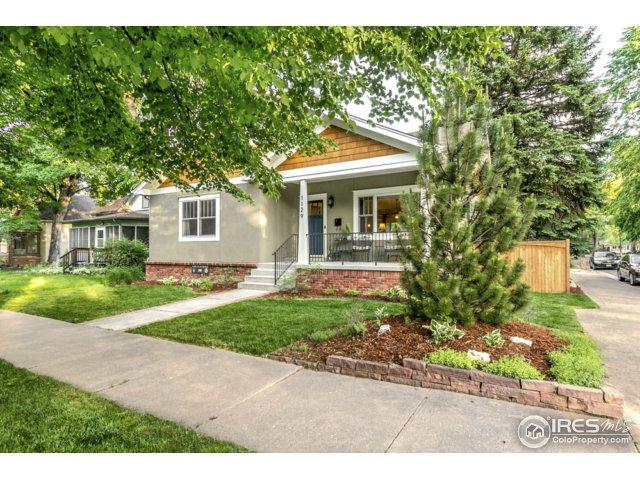 1129 W Mountain Ave, Fort Collins, CO 80521 (MLS #852966) :: 8z Real Estate